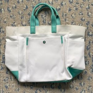 Tiffany Canvas Tote Bag